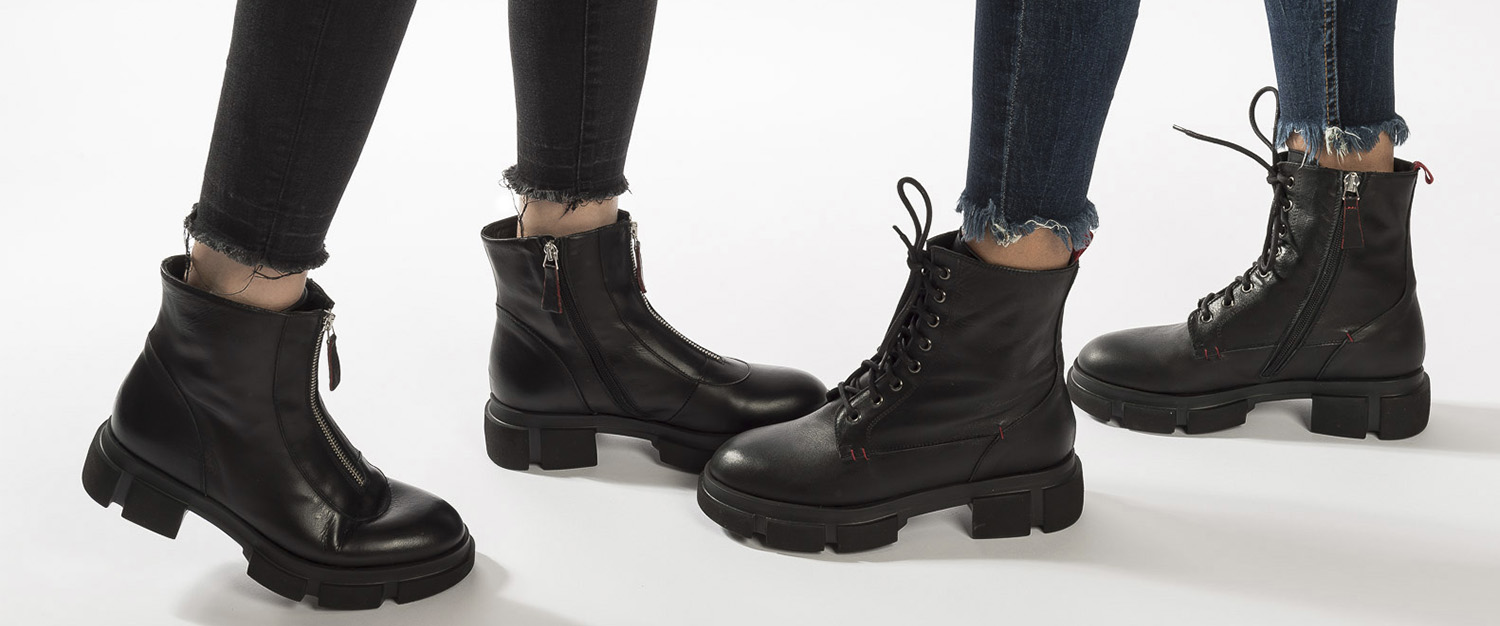 MUST HAVE: COMBAT BOOTS